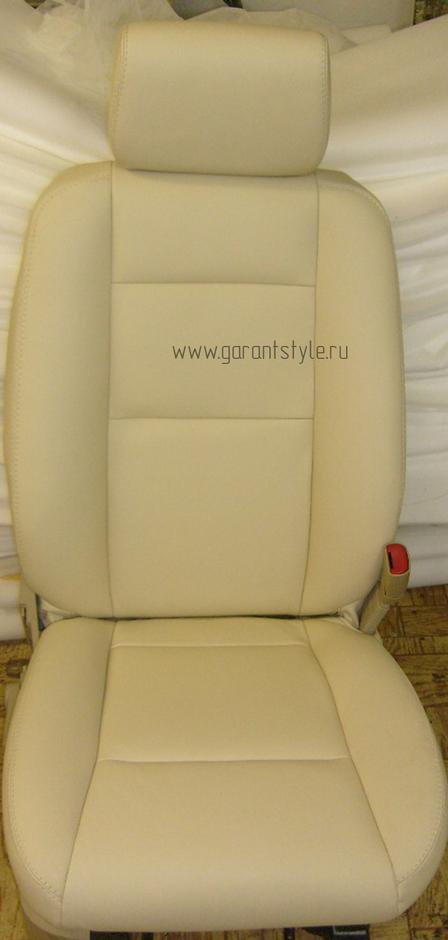 Перетяжка сидений в магадане